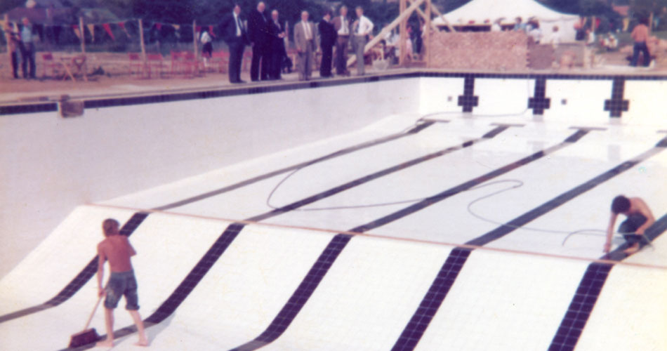 The History of West Wight Sports Centre